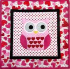 Owl Be Yours Mini Quilt