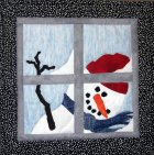 Come Out To Play Mini Quilt