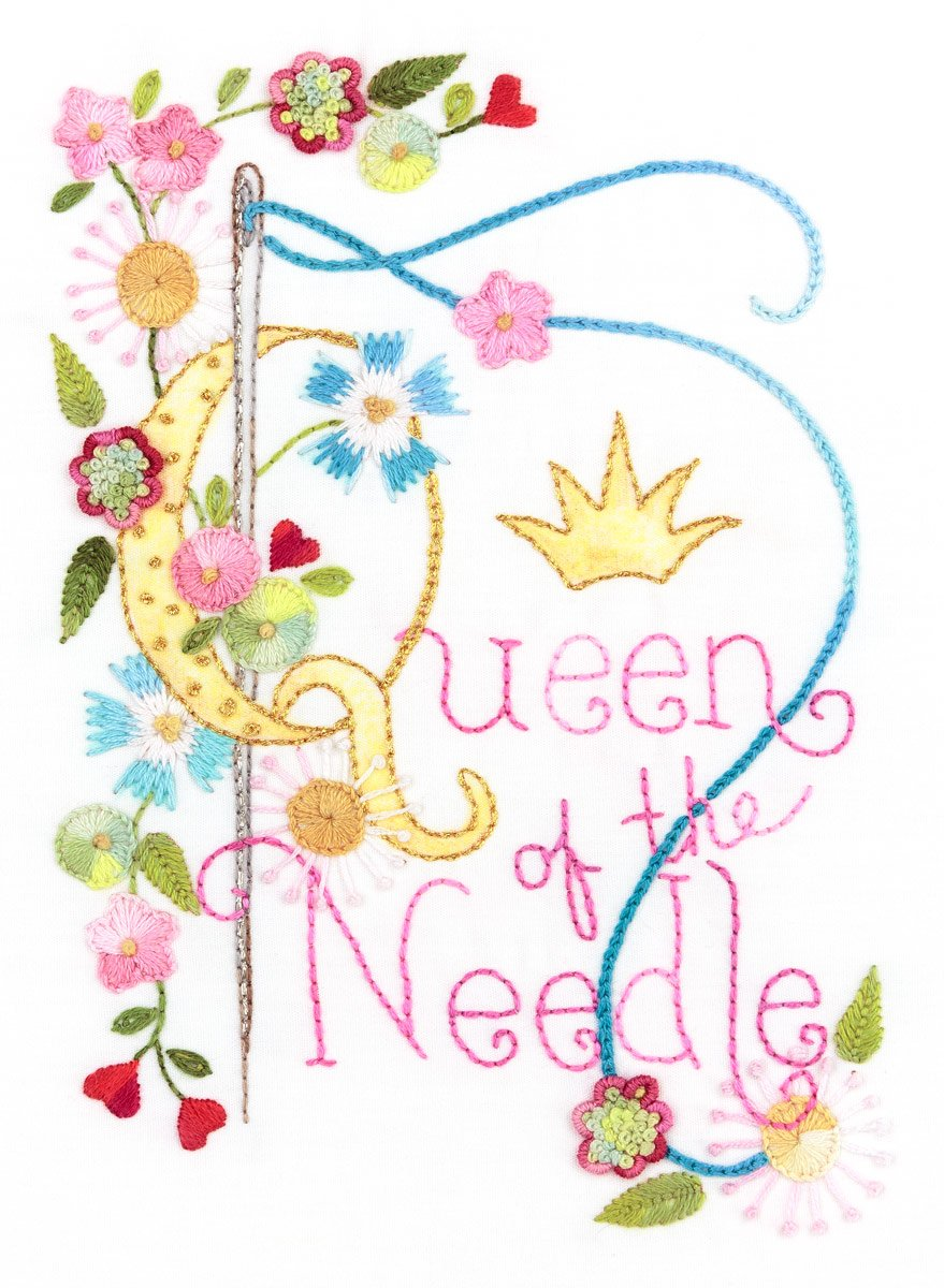 Queen of the Needle Pattern
