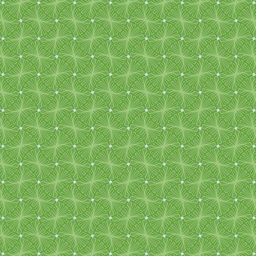 Meadow Dance Diamonds Green