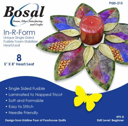 Bosal In-R-Form Heart Leafs