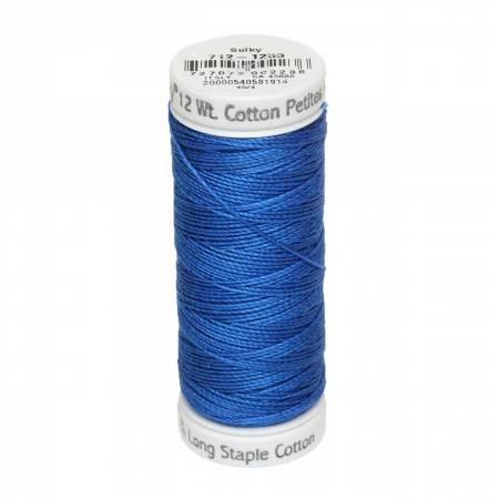 Sulky 12wt Cotton 712-1253 Dark Sapphire