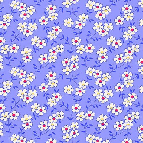 Nana Mae IV Blue Daisy