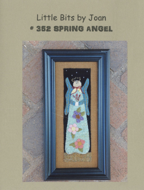 Spring Angel Wool Kit