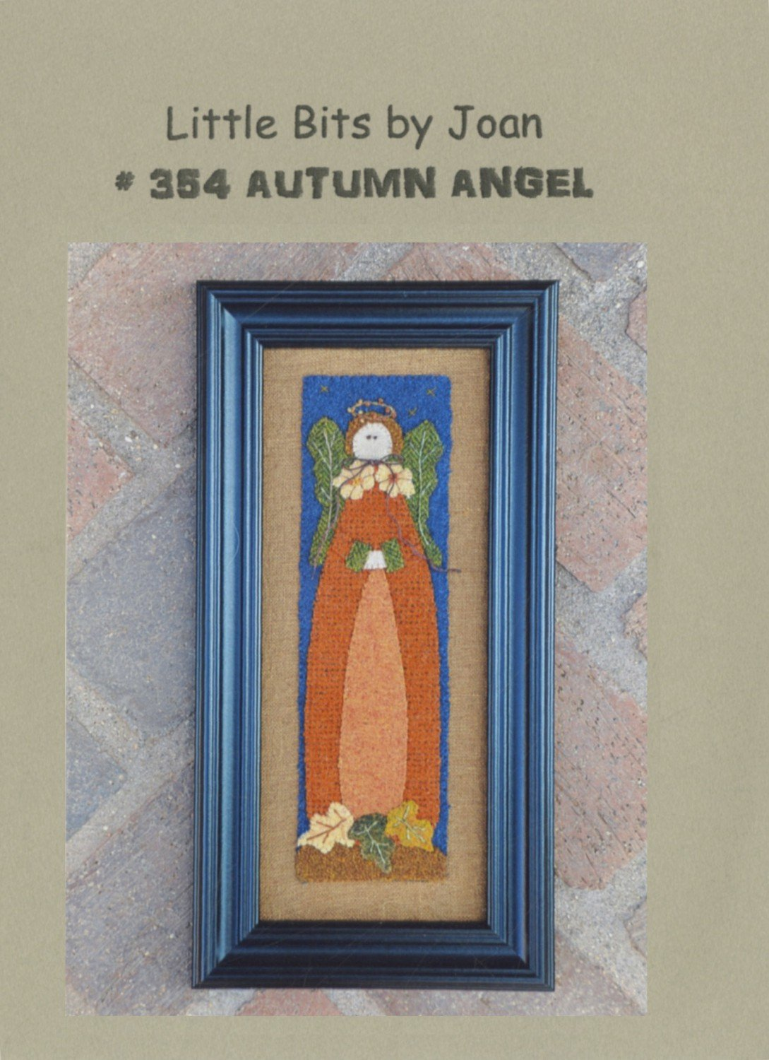 Autumn Angel Wool Kit