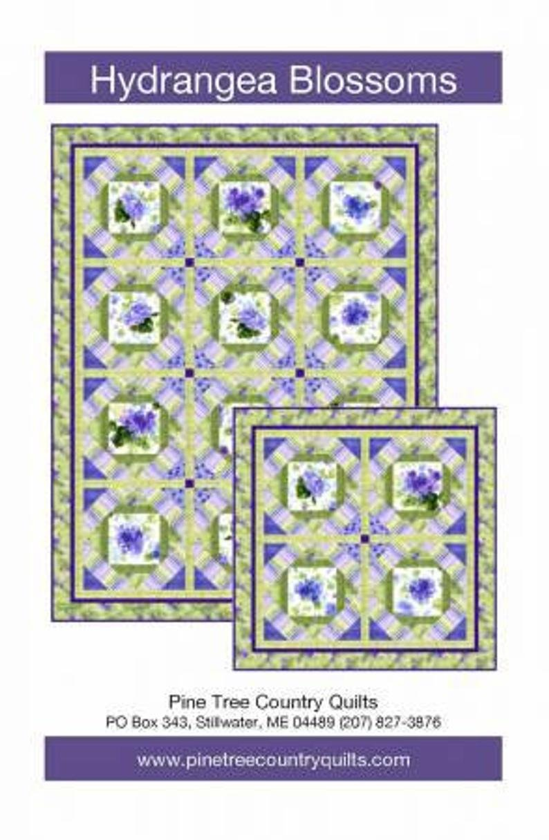 Hydrangea Blossoms Kit