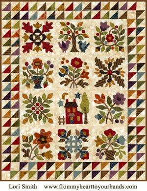 Meadowbrook Acres Pattern