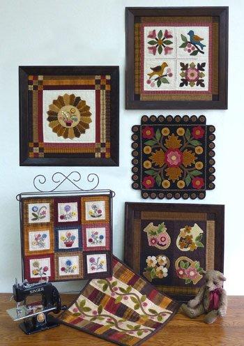 Quilt Squares 7 Pattern