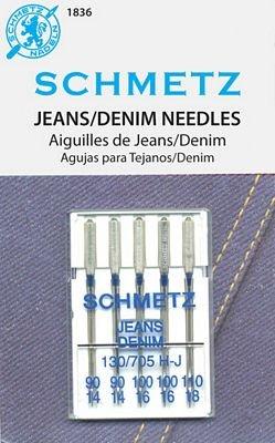 Schmetz Demin Needles Asst