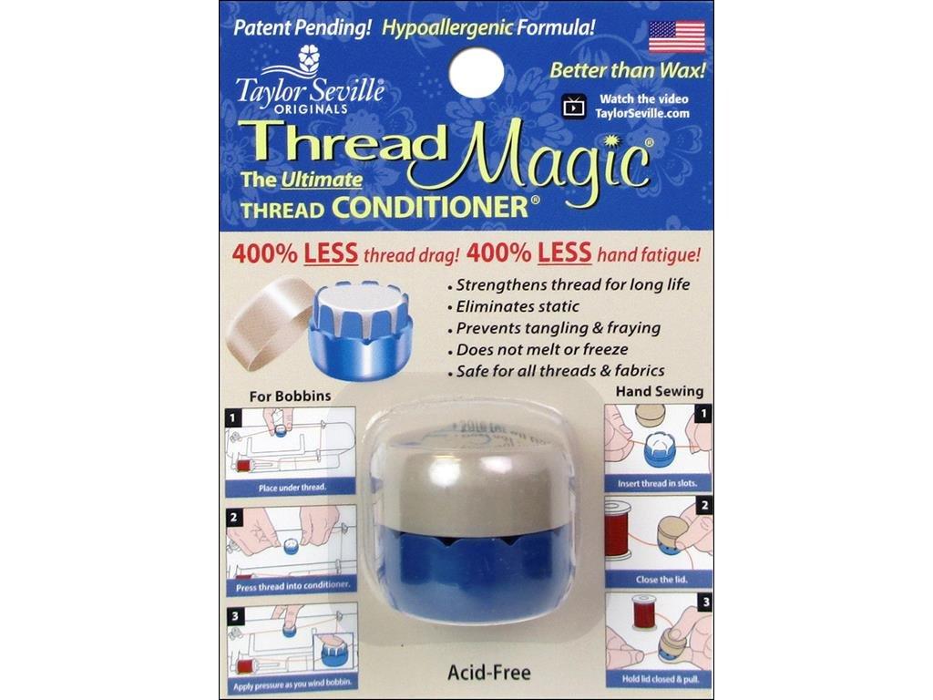 Thread Magic Round