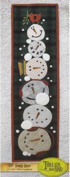 Frosty Mugs Wool Kit