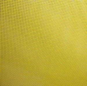 Vinyl Mesh Yellow