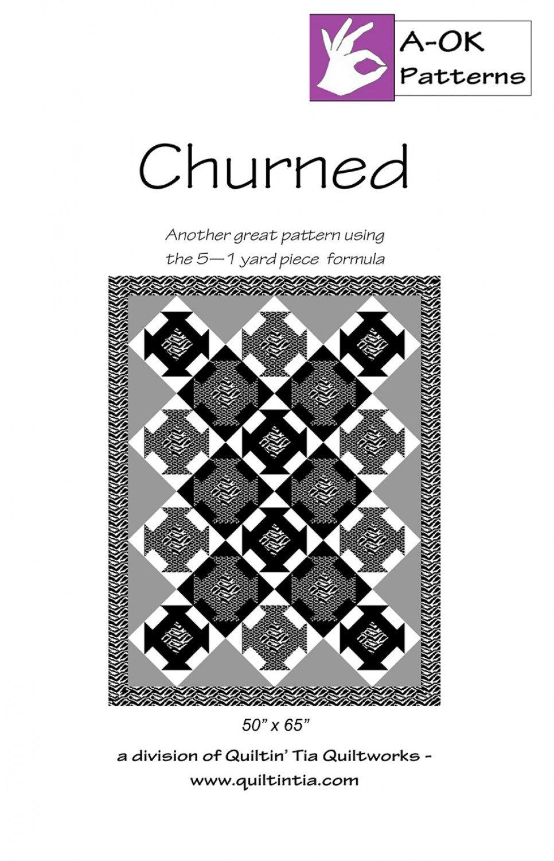 A-OK Churned Pattern