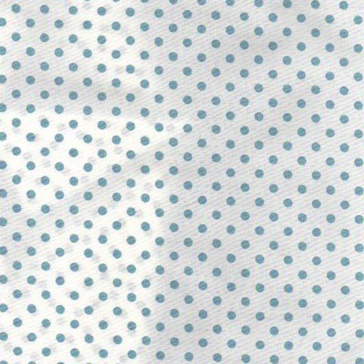 Dots White/Blue
