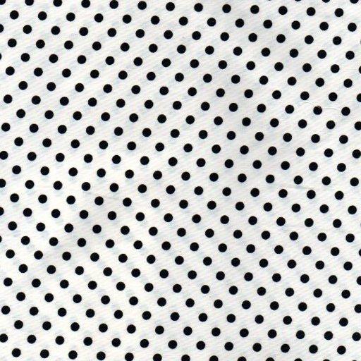 Dots White/Black