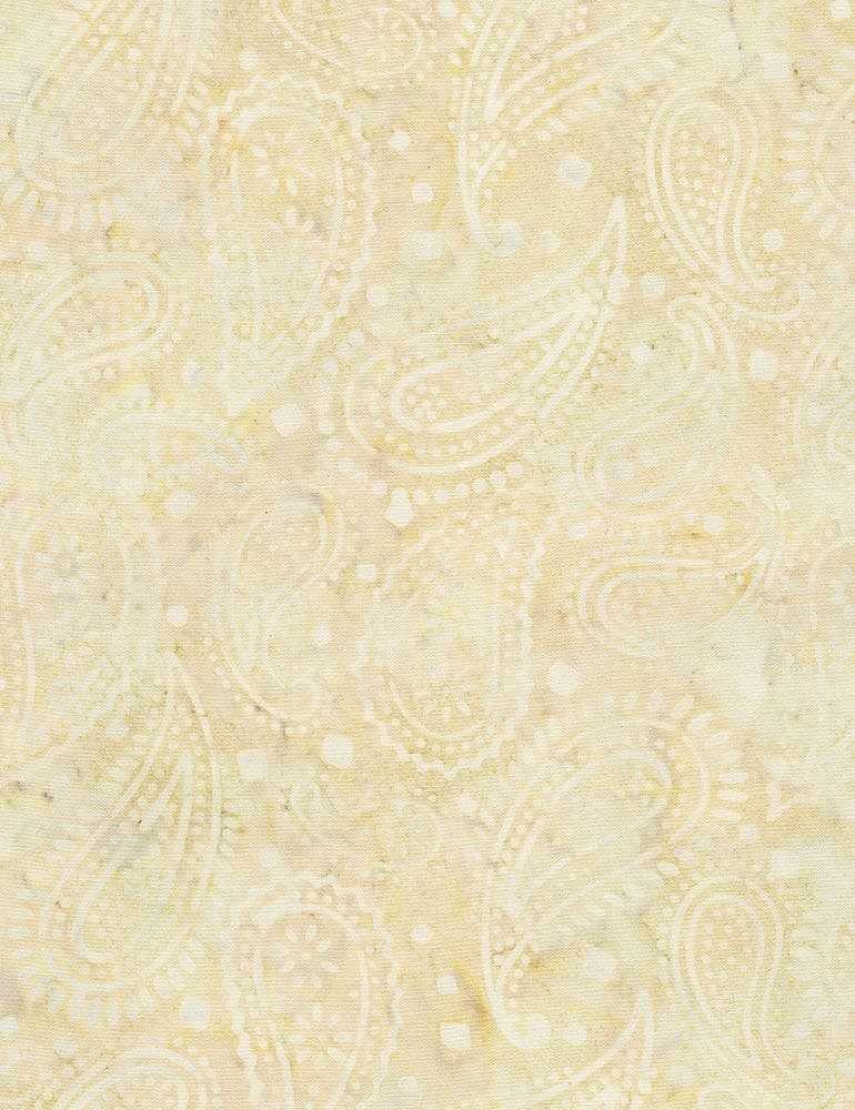 Cream Henna Paisley