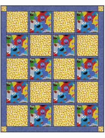 Pretty Simple 3 Yard Quilt Pattern