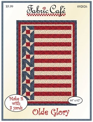 Olde Glory 3 Yard Quilt Pattern