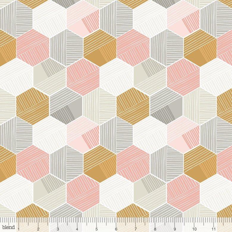Sweet Dreams Pink Honeycomb