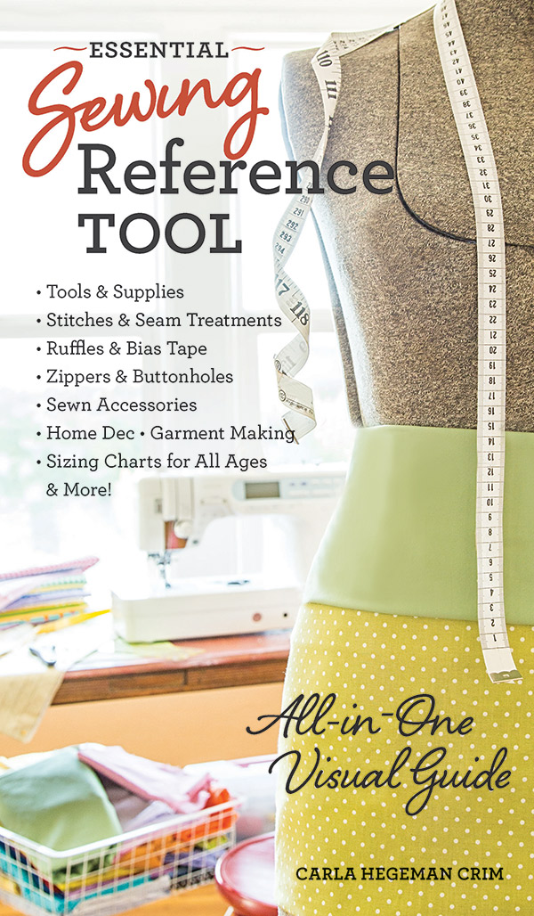 Essential Sewing Reference Tool <br>3 left!