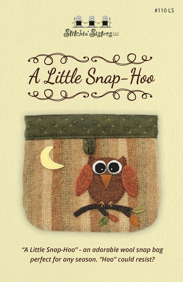 A Little Snap-Hoo Pattern