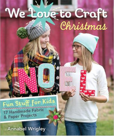 We Love to Craft Christmas Book<br>1 left!