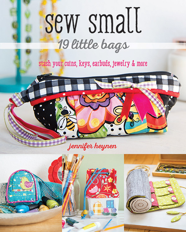 Sew Small 19 Little Bags Book