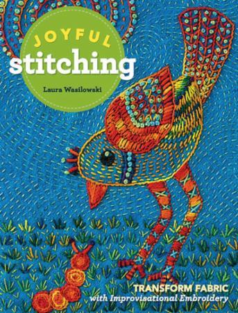 Joyful Stitching Book