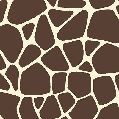 Bungle Jungle Brown Giraffe Skins