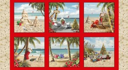 Sandy Clause 24 Panel