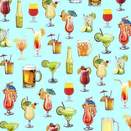 Margaritaville Blue Cocktails
