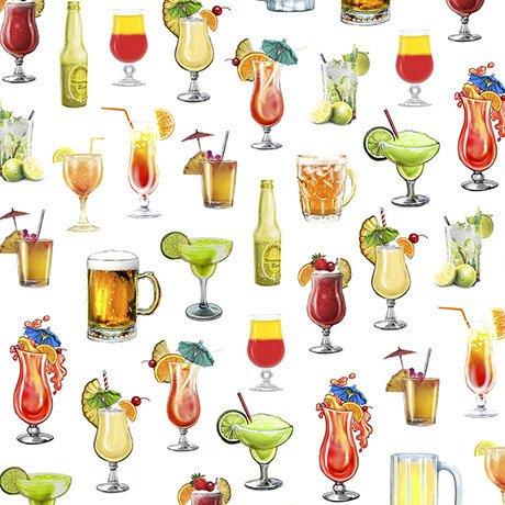 Margaritaville White Cocktails