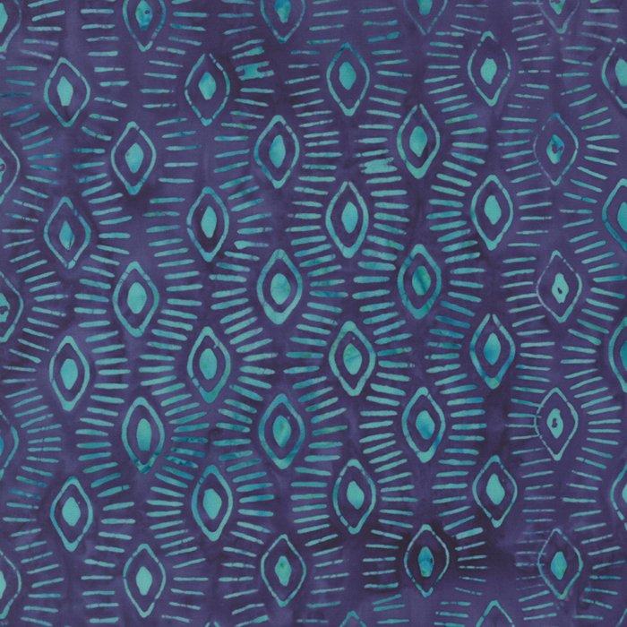 Latitude Sea Meridian Batik