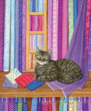Quilt Shop Playmate 1000pc Puzzle