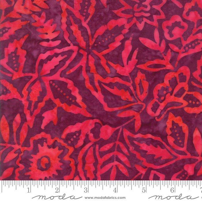 Tiki Fuchsia Batik 4343-23