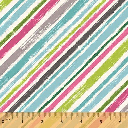 Catnip Diagonal Stripe
