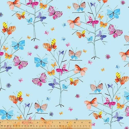 Kaleidodscope Sky Butterfly