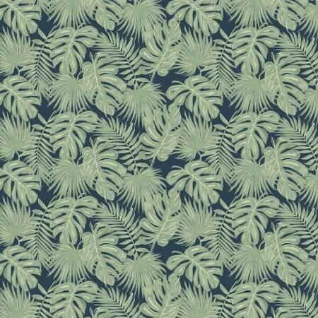 Isla Ocean Tropical Flower 51781-2
