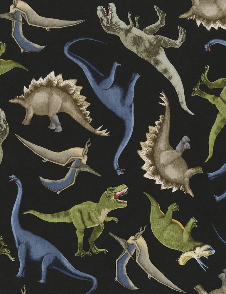 Tossed Dinosaurs