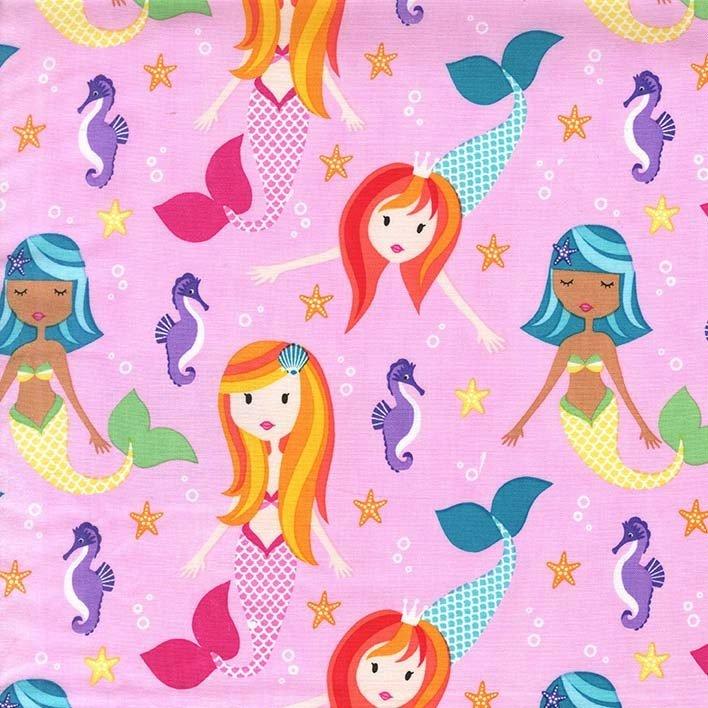 Mer-Mates Girl Fairy Tails
