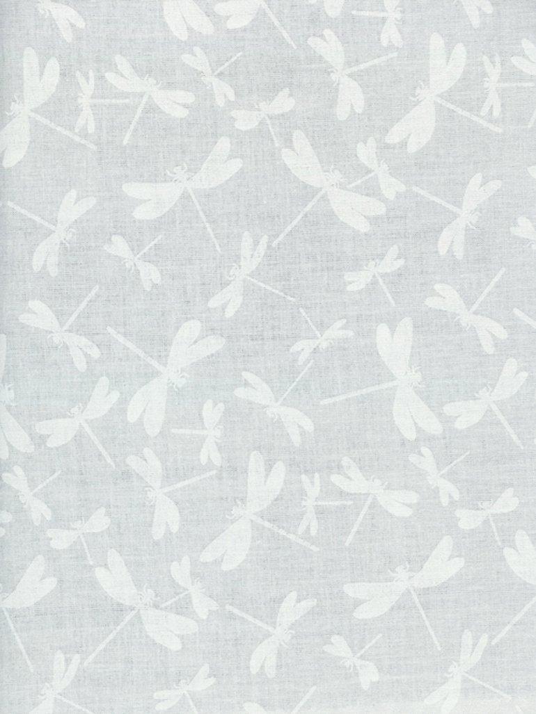 White on White Dragonflies