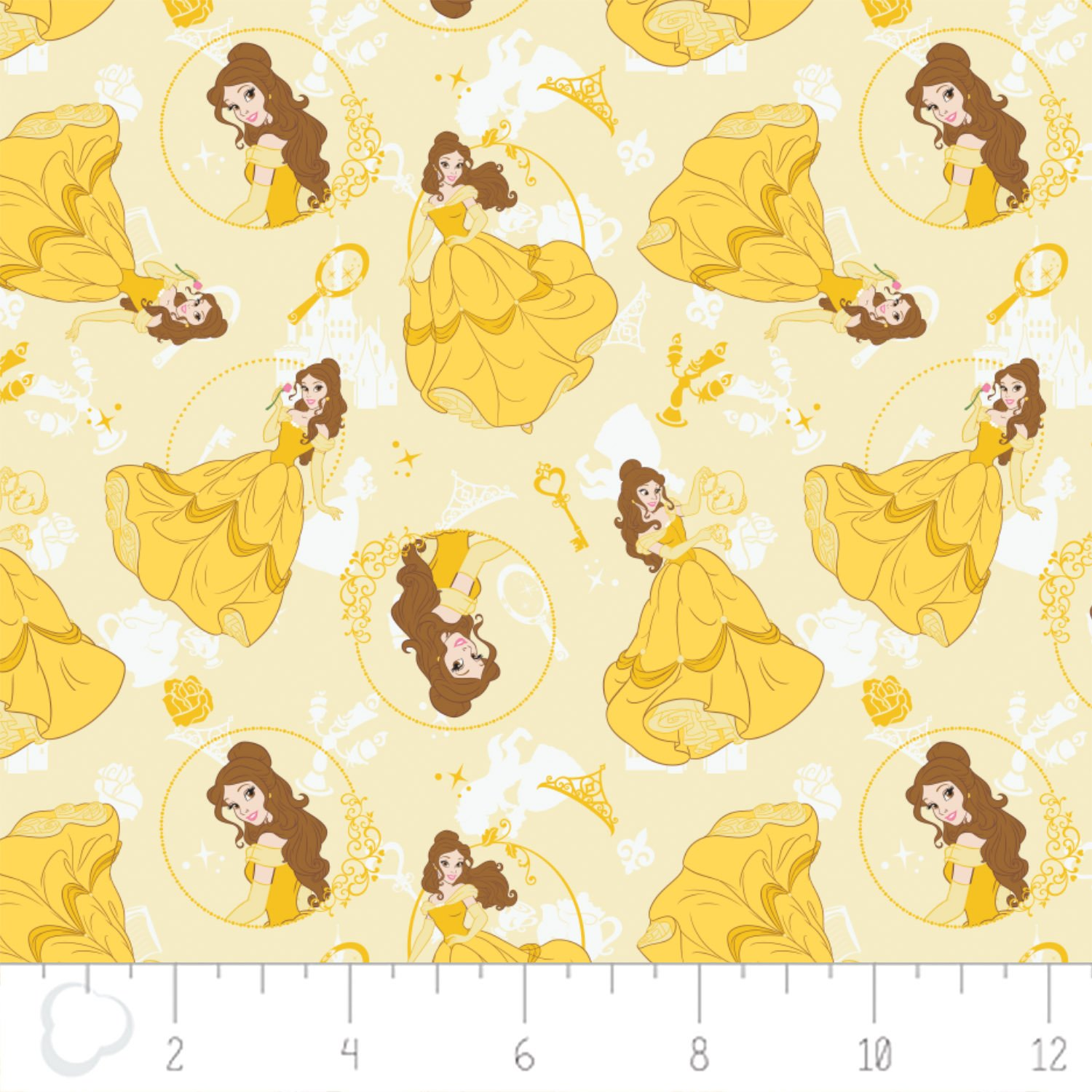 Disney Princesses Belle Beauty and the Beast