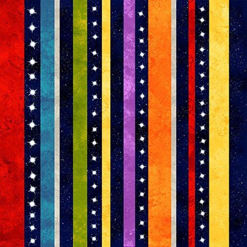 Lost in Space Black Stripe 9774-99