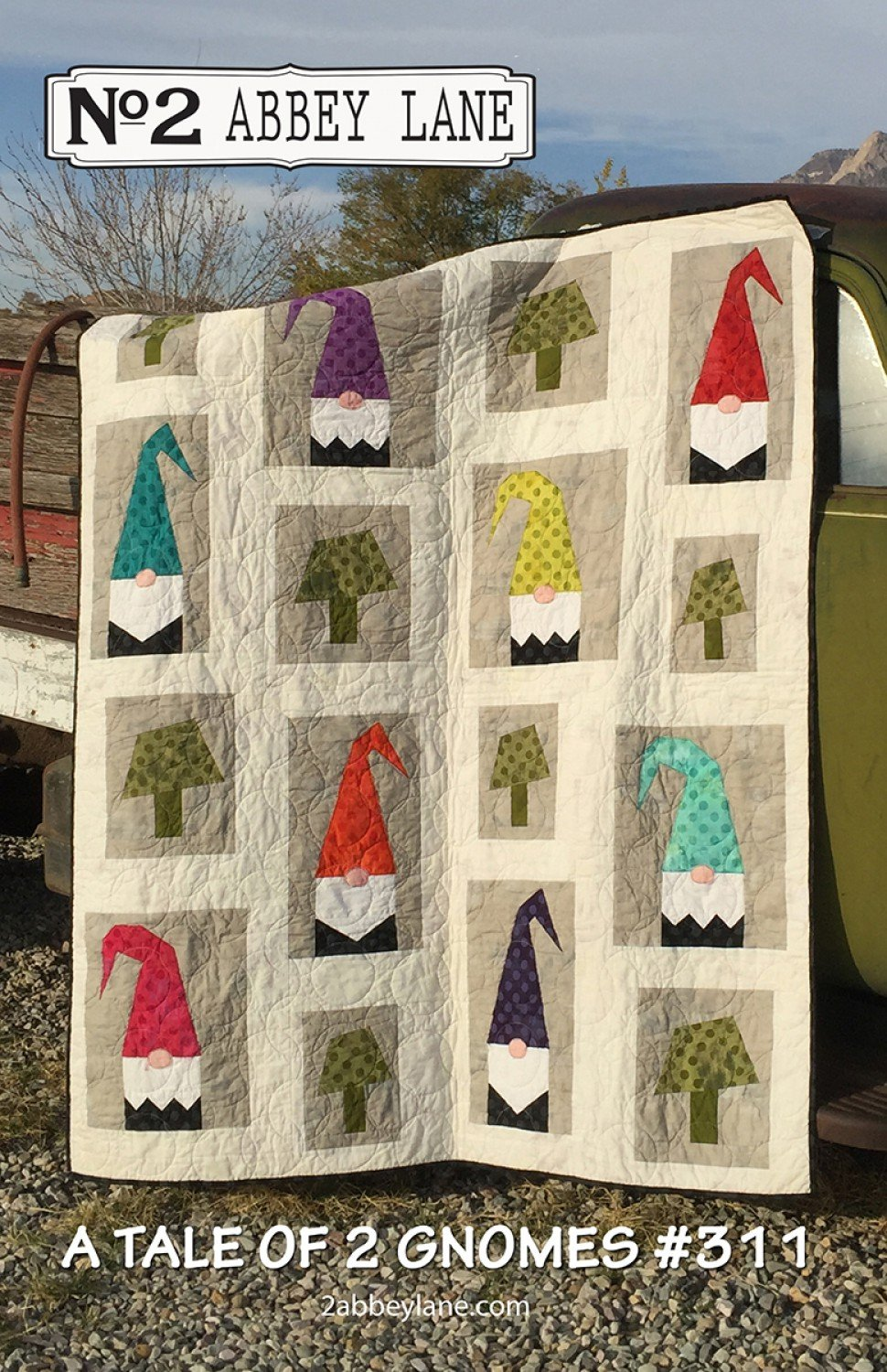 A Tale of Two Gnomes Pattern