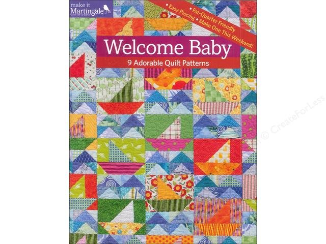 Welcome Baby Book