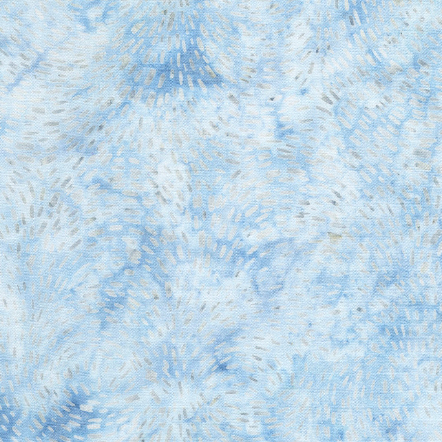 Tonga Batik- Flight Patterns  B4550-SKY