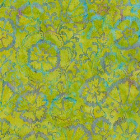 Tonga Swim Spring Floral Energy Batik 7160-energy