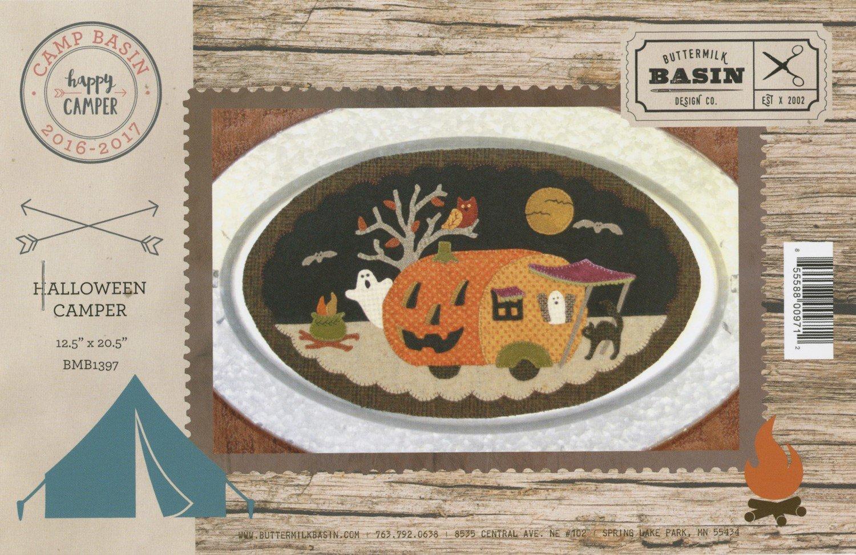 Halloween Camper Pattern