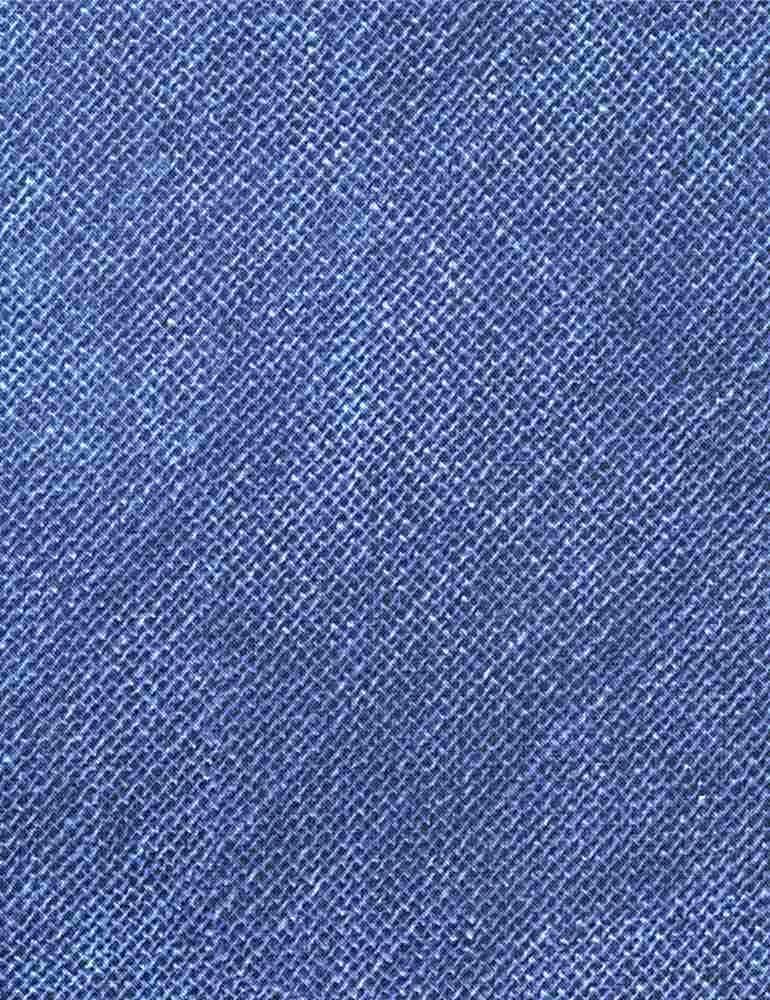 Crosshatch Burlap Texture Blue C8134blue