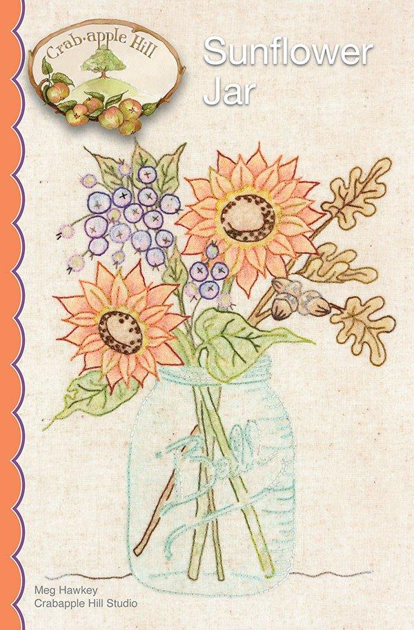 Sunflower Jar Pattern